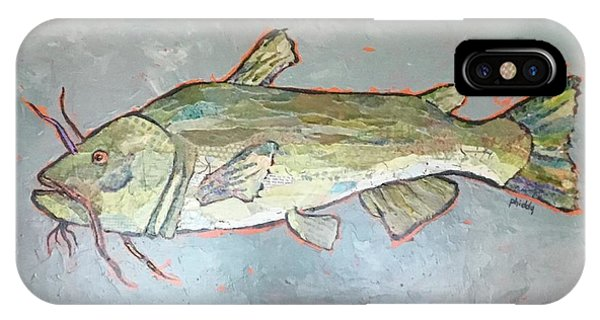 Kitty The Catfish IPhone Case