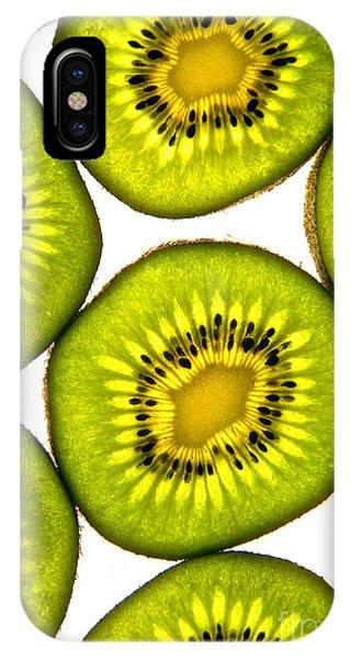 Kiwi Fruit IPhone Case