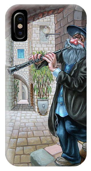 Klezmer IPhone Case