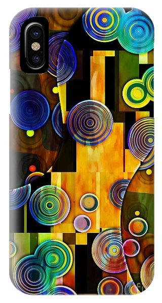 iPhone Case - Klimt Inspired I by Amanda Moore