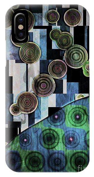 iPhone Case - Klimt Inspired II by Amanda Moore