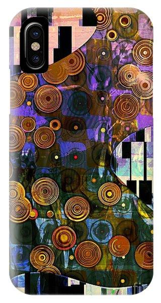 iPhone Case - Kllimt Inspired IIi by Amanda Moore