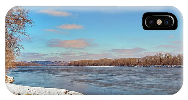 Klondike Park Boat Ramp IPhone Case