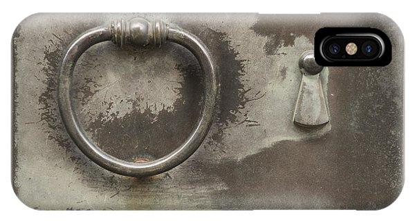 Knocker IPhone Case