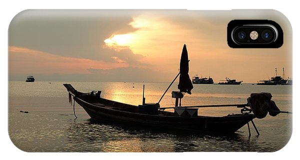 Ko Tao In Evening IPhone Case