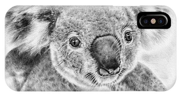 Koala Newport Bridge Gloria IPhone Case