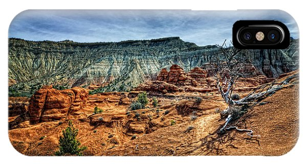 Kodachrome Basin Afternoon IPhone Case