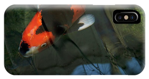 Koi Reflection IPhone Case