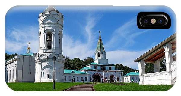 Kolomenskoye IPhone Case