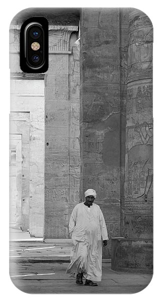 Kom Ombo Temple IPhone Case