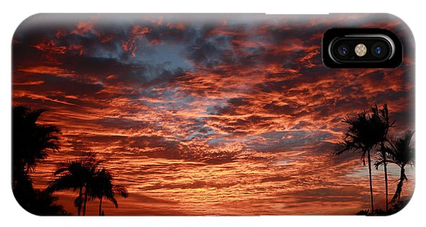 Kona Fire Sky IPhone Case