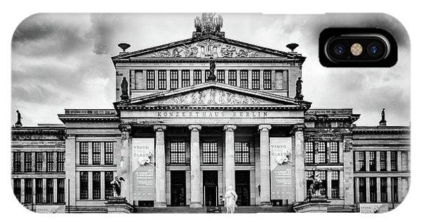 Konzerthaus Berlin IPhone Case