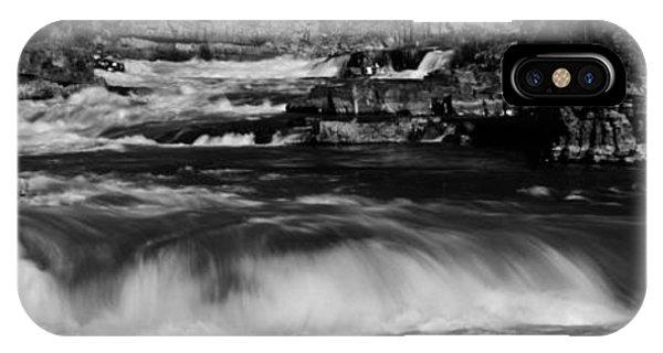 Kootenai Falls, Montana IPhone Case