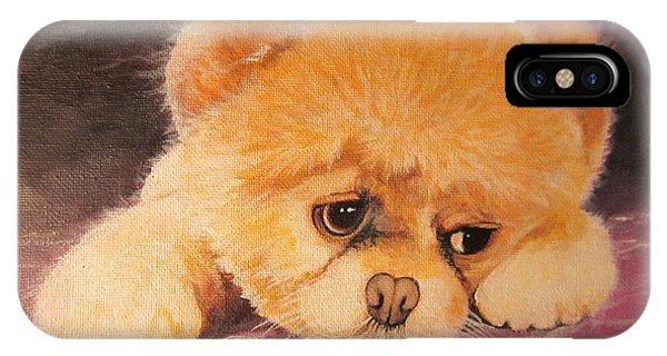 Flying Lamb Productions     Koty The Puppy IPhone Case