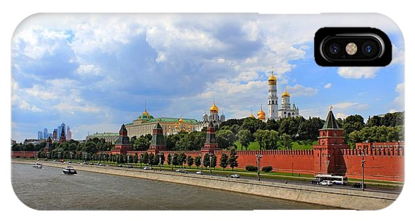 Kremlin IPhone Case