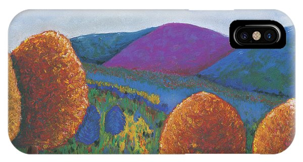 Kripalu Autumn IPhone Case