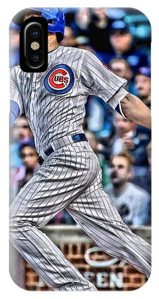 Kris Bryant Chicago Cubs IPhone Case