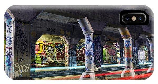 Krog Street Tunnel IPhone Case