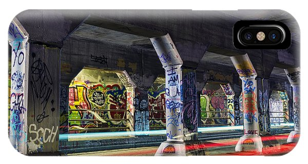 Krog Street Tunnel IPhone Case