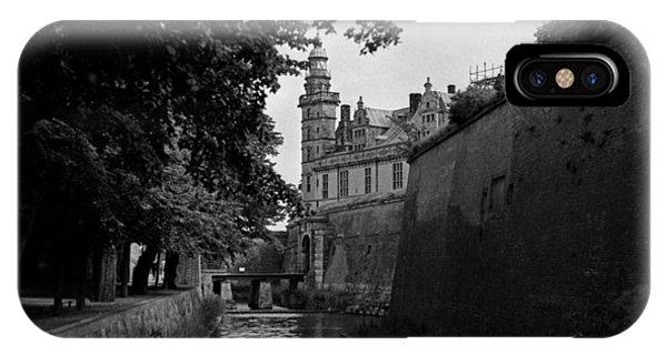 Kronborg Castle Is Hamlets Castle IPhone Case