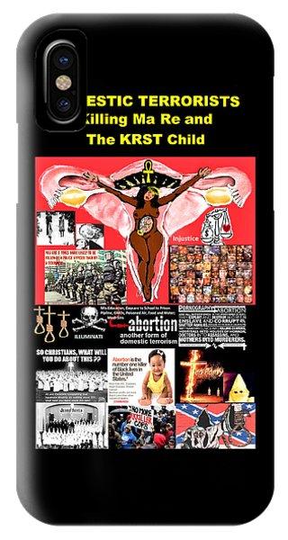 Krst Child IPhone Case