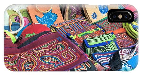 Kuna Art Work IPhone Case