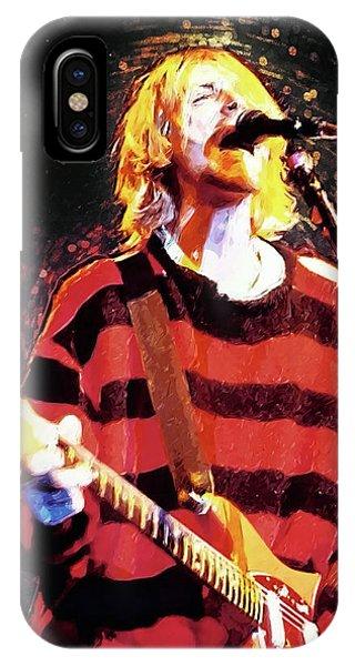 Mtv iPhone Case - Kurt Cobain by Zapista Zapista