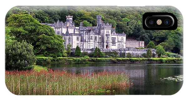 Kylemore Abbey, County Galway, IPhone Case