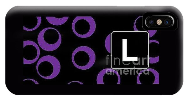 iPhone Case - L by Lisa Marie Towne
