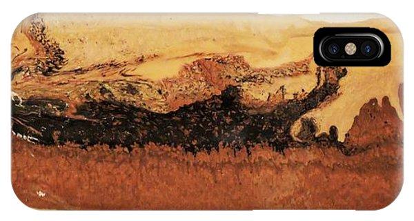 Oranger iPhone Case - L Ombrage  by Janine Boudreau