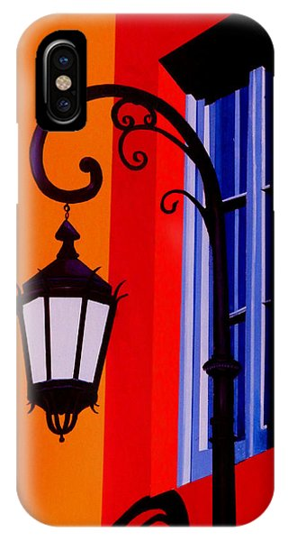 La Boca Cityscape #39 IPhone Case