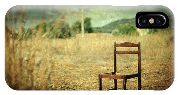 Surrealistic iPhone Case - La Chaise by Zapista Zapista
