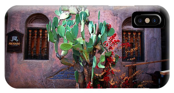 La Hacienda In Old Tuscon Az IPhone Case