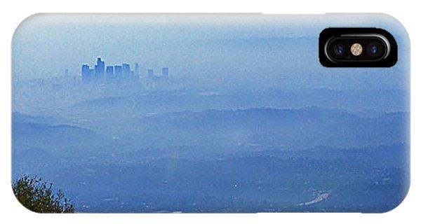 La In Smog IPhone Case