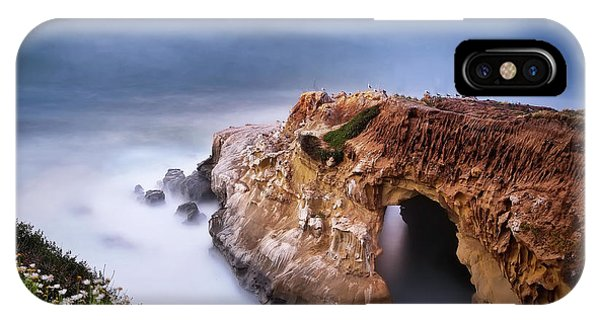 Long Exposure iPhone Case - La Jolla Cove by Larry Marshall