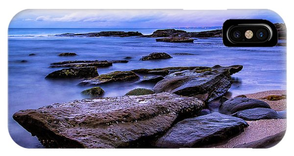 La Jolla Cove Twilight IPhone Case