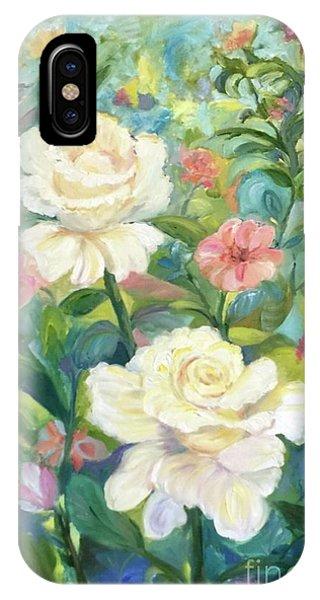 La Jolla Garden IPhone Case