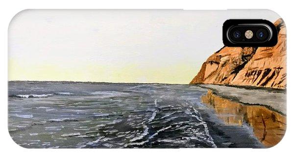 La Jolla Shoreline IPhone Case