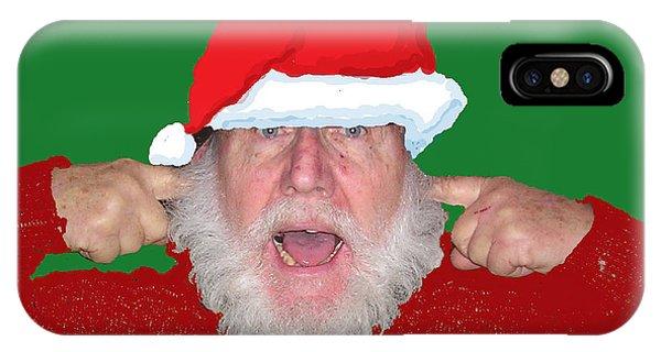 La La La Christmas IPhone Case