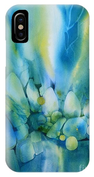 La Lumiere Tombe IPhone Case