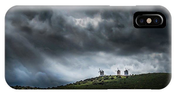 La Mancha Spain IPhone Case