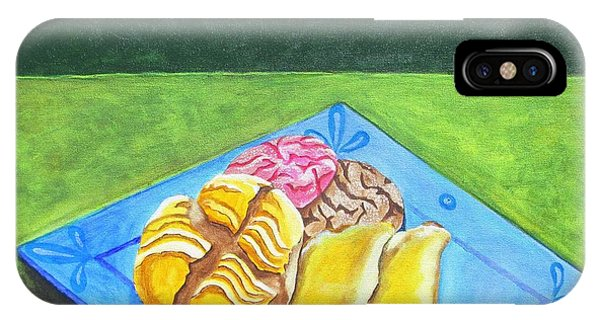 La Merienda II IPhone Case