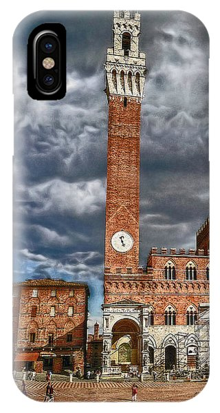 La Piazza IPhone Case