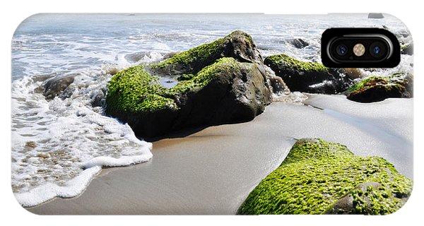 La Piedra Shore Malibu IPhone Case