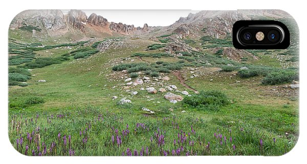 IPhone Case featuring the photograph La Plata Peak by Cascade Colors