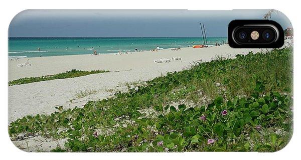 La Playa Mas Hermosa IPhone Case
