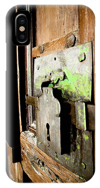 La Porta Chiusa IPhone Case