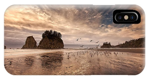 La Push Sunset IPhone Case