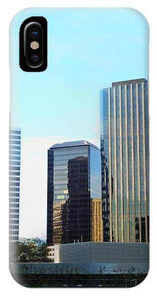 La Reflective IPhone Case