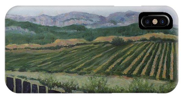 La Rioja Valley IPhone Case